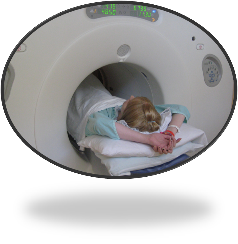 MRI: Imaging test  done to confirm cancerous tumour